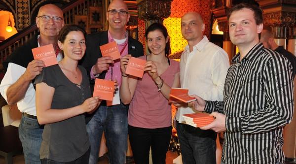 sittibuck sponsert 150 Erlebnis-Gutschein-Bücher für die Helfer der Hallen-Hockey-Europameisterschaften 2012 in Leipzig