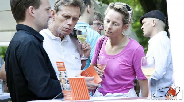 sittibuck als Partner des Leipziger-Köpfe-Treffens am 04.07.2012 in Leipzig. Fotografin Susanne Wagner, Leipzig.