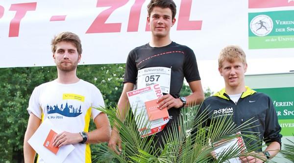 sittibuck als Siegerpreise beim Lauf RUNiversität 2012