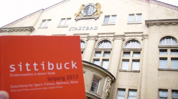 sittibuck unterstützt die Förderstiftung Leipziger Stadtbad mit dem 50 prozentigen Teilerlös aus dem Verkauf einer limitierten Auflage